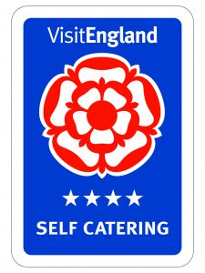 Visit England Self Catering 4 star