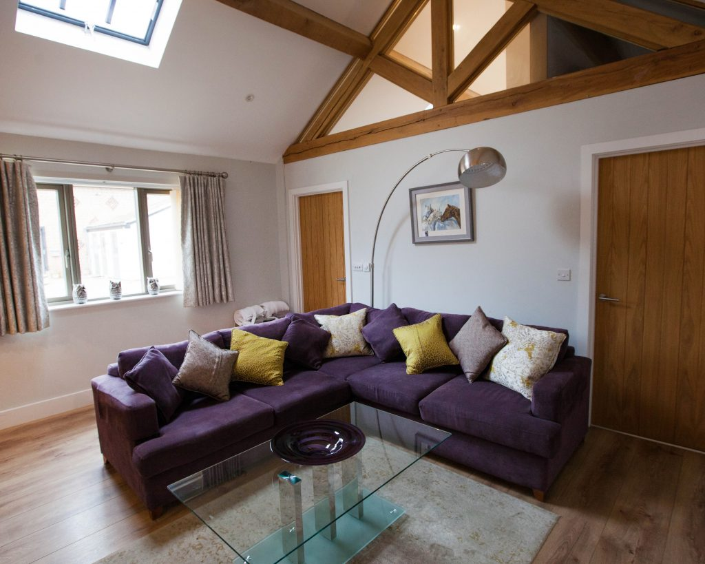 The Granary Accommodation Sitting Room