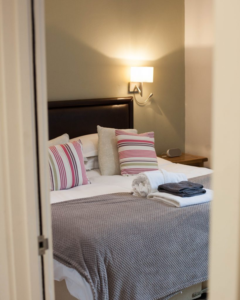 The Stables Accommodation Bedroom
